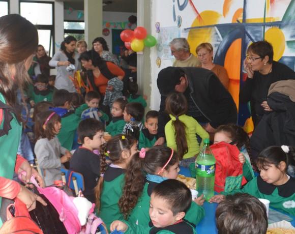 Diseño de ampliación de jardín de infantes en Moreno