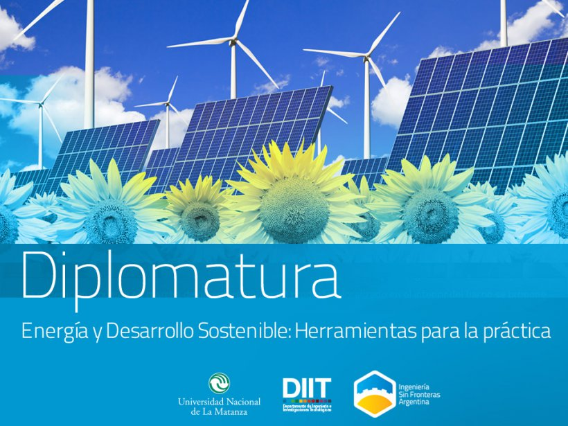 ENERGY AND SUSTAINABLE DEVELOPMENT