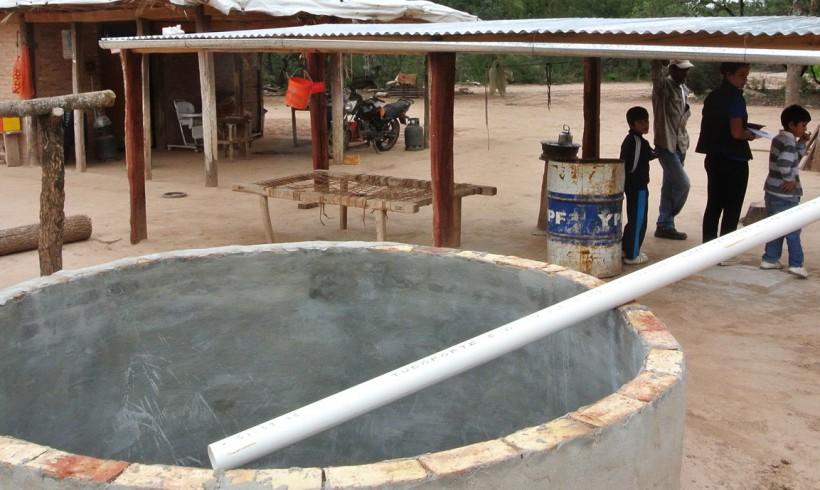 """Agua en Comunidad """"El Negrito"""""""