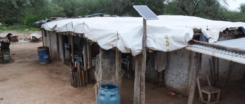 """Energía y telecomunicaciones en comunidad """"El Negrito"""""""