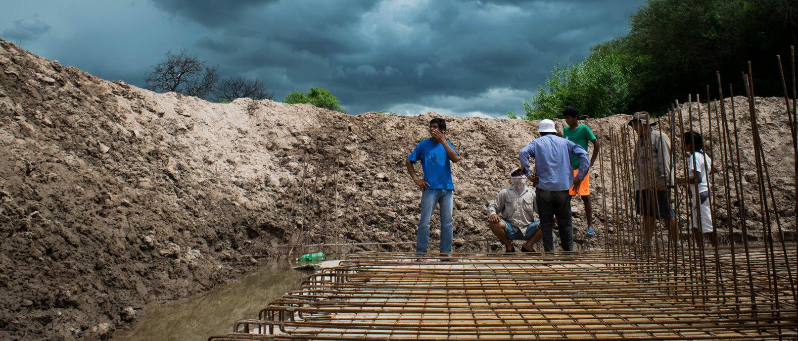 ISF – Construyendo