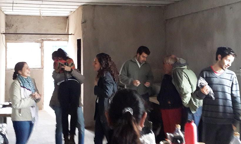 Ampliación de taller textil en Derqui