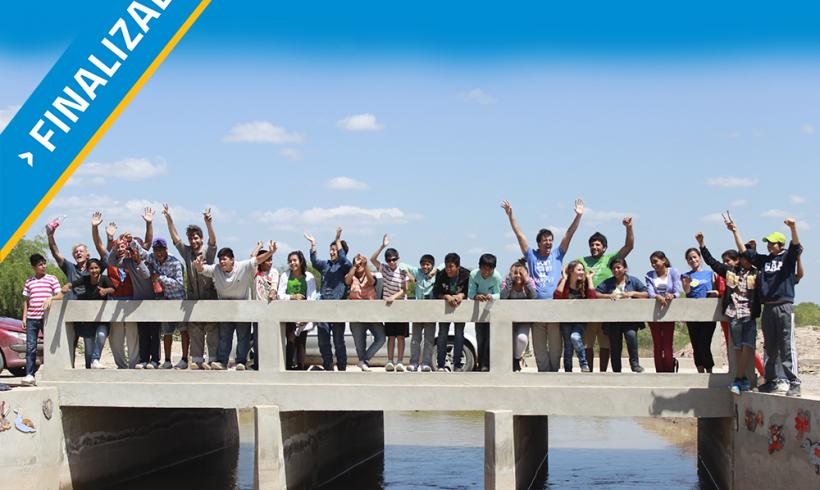 Construcción de dos puentes – Sgo. del Estero