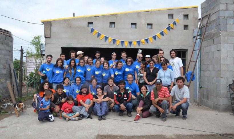 Ampliación de centro comunitario en Córdoba