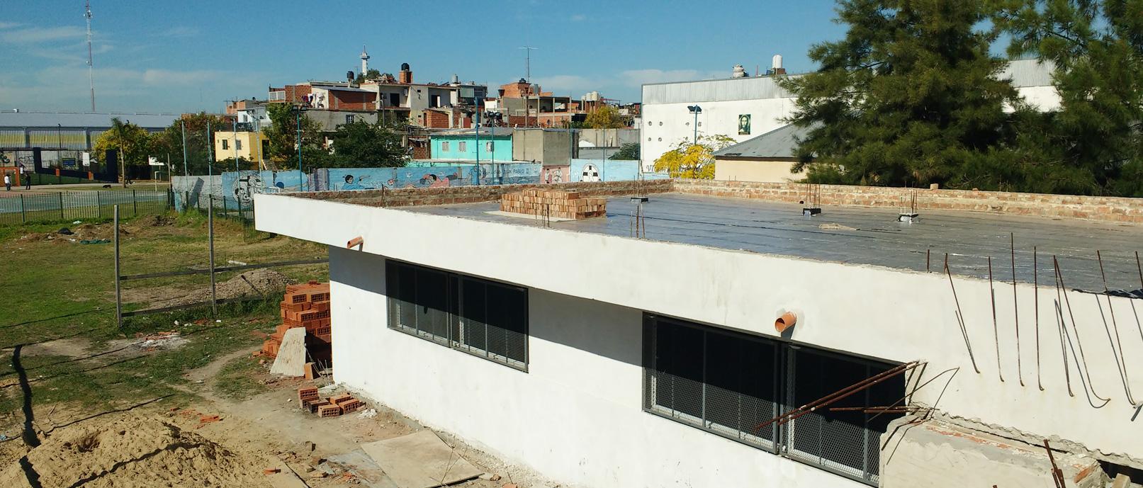 Acompa amiento en construcci n de escuela ingenier a sin for Proyectos de construccion de escuelas