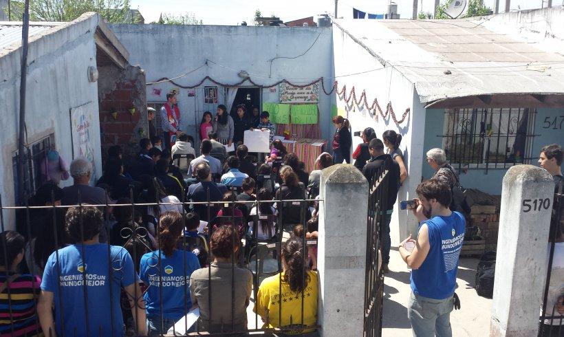 Ampliación de Centro de atención a la niñez en Quilmes