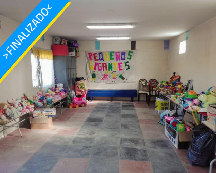 Ampliación Merendero – Comodoro Rivadavia