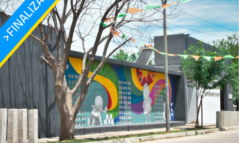 Espacios comunitarios en B° Zepa B, Córdoba