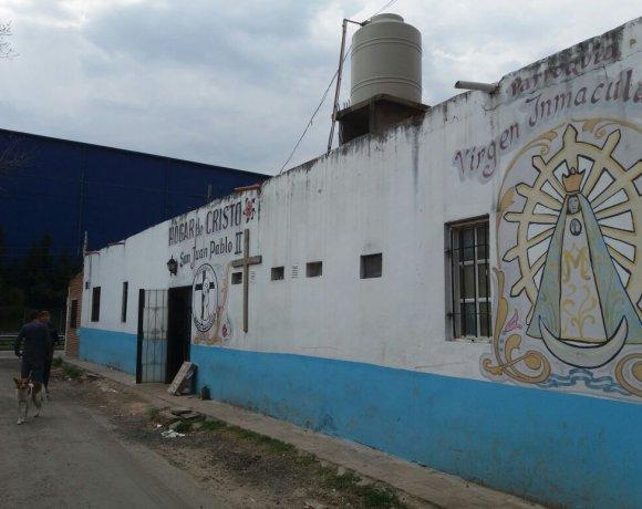 Ampliación de centro de recuperación de las adicciones en Barrio Ramón Carrillo