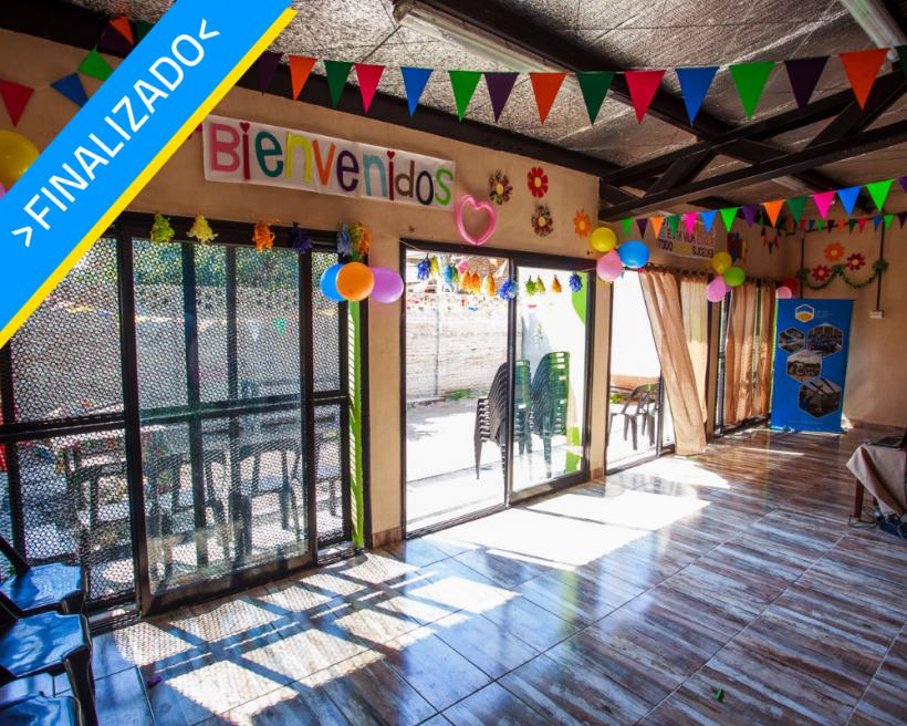 Ampliación Centro Atención a la niñez – Quilmes