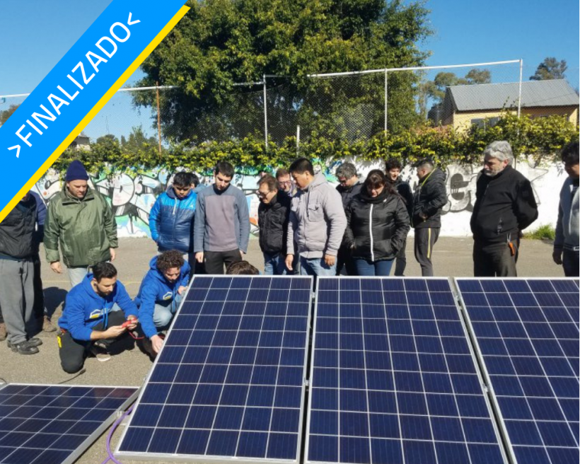 Curso de instalación fotovoltaica