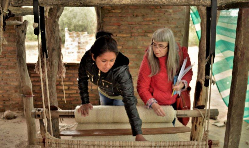 Mujeres del monte santiagueño: trabajo artesanal y comercio justo