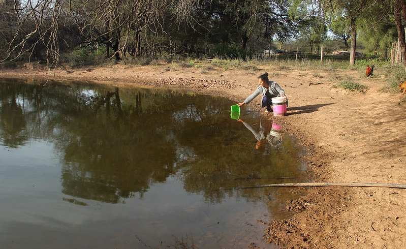 El agua: un bien común en disputa